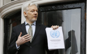 Sweden drops charges on Julian Assange