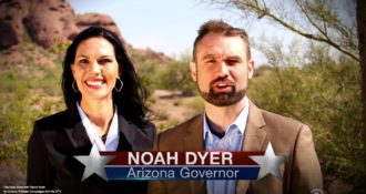 Arizona's Democrat Candidate for Governor Admits to Deviant Sexual Lifestyle