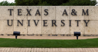 Texas A&M Let's Racist Professor Keep his Job