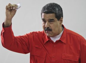 Pres. Trump Rejects Maduro Phone Call