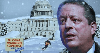 Global Cooling?  Temps Lower Now Than When Gore Released His Propaganda