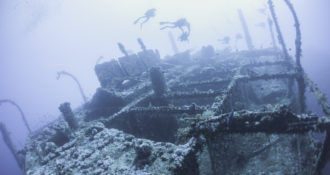 Wreckage of Famous Warship Located SEVEN DECADES After Going Down