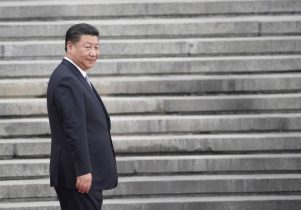 China's Xi demands 'strong hands' to maintain stability ahead of Congress