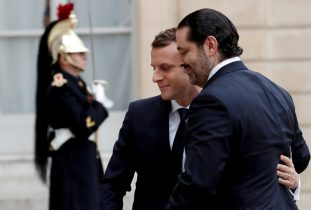 Macron scores diplomatic coup on Lebanon but balancing act under test