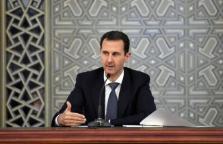 Syria opposition meeting in Riyadh sees no role for Assad in transition