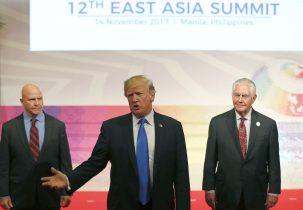Pres. Trump Touts U.S. Trade, Addresses Trade Deficit