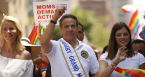 NY Governor Faces Criticism for Silencing Sexual Harassment Victims