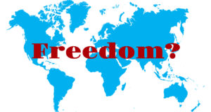 Is America a 'Free' Country? Not so Much…