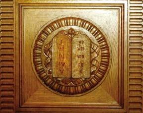 Displays of the Ten Commandments Hidden in Plain Sight