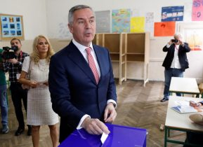 Veteran Djukanovic wins Montenegro presidential election -projection