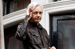 Assange Reportedly Willing to Testify Before Congress on Russia Probe