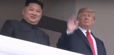 Historic Trump summit with North Korean dictator Kim Jong Un