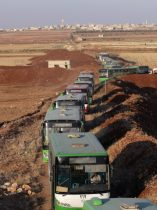 Evacuation of two pro-Assad Syrian villages complete