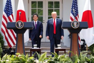 Japan PM Abe, U.S. President Trump to hold summit on Sept 26