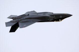 Israeli military says examining F-35s after U.S. flaw finding