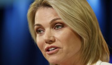 Nauert to Become Next U.N. Ambassador
