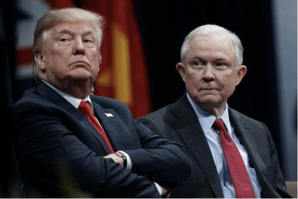 Donald Trump Endorses Prison Reform; Jeff Sessions 'Overruled'