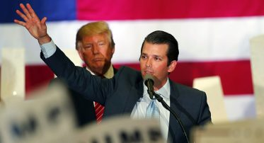 Donald Trump Jr., Kid Rock To Campaign For Mich. Senate Candidate John James