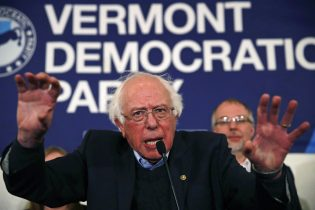 Bernie Sanders blames 'white voters', 'racism' for Democrat losses in Fla. and Ga.