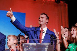 Kevin Stitt elected as Okla. governor