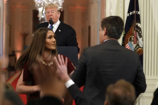 White House suspends Jim Acosta's credentials