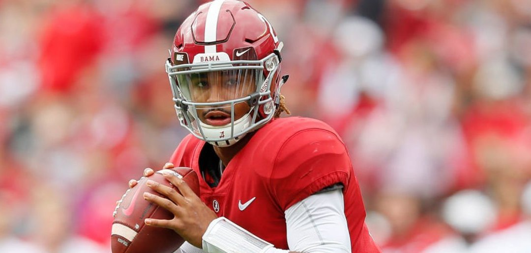 Houston Favored To Land Jalen Hurts If He Transfers From Alabama