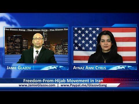 Glazov Gang: Freedom-From-Hijab Movement in Iran