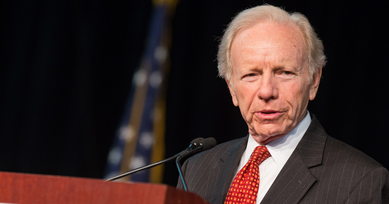 Joe Lieberman: Asking Pentagon for Strike Options Against Iran 'Very Reasonable and Rational Thing' to Do