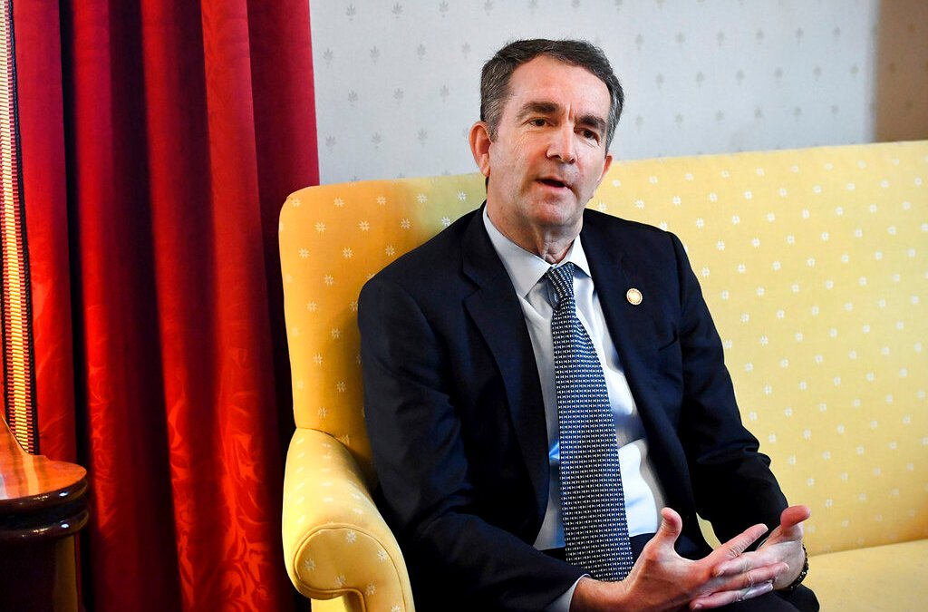 Gov. Northam blames white privilege as he continues to resist calls to resign