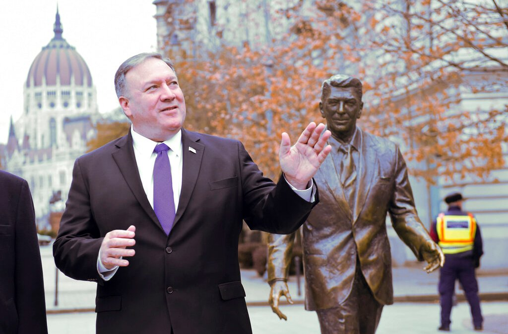Secretary Pompeo kicks-off five nation trip in Central Europe