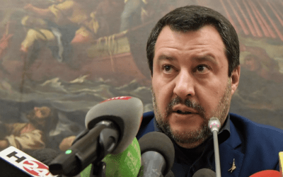 Italian Senate Blocks Kidnapping Investigation Into Salvini