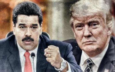 Trump Threatens To Use The U.S. Military To Invade Venezuela
