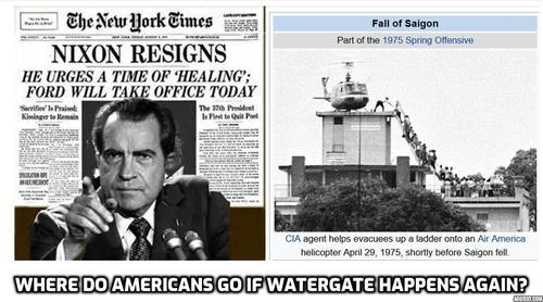 Watergate – The First Deep State Coup