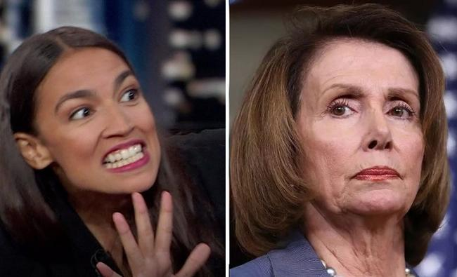 "Pelosi Slams AOC's Progressive Posse In Congress: ""It's Like Five People"""