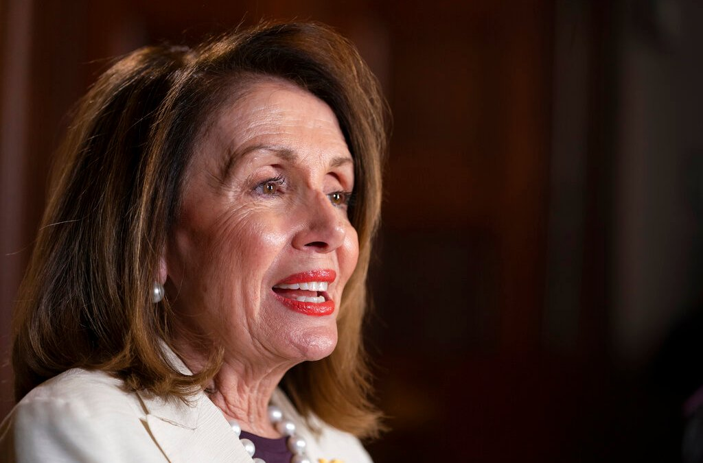 Speaker Pelosi: A glass of water could win election in AOC's district