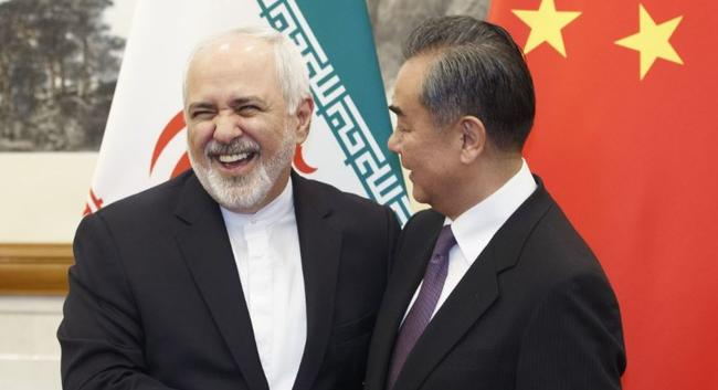 "Beijing Backs Iran, ""Firmly Opposes"" Unilateral US Sanctions"