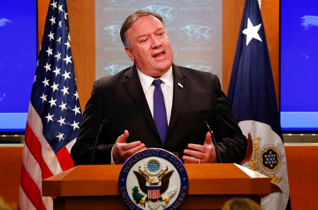 Secretary Pompeo urges world leaders to find solutions to Venezuela's hunger crisis