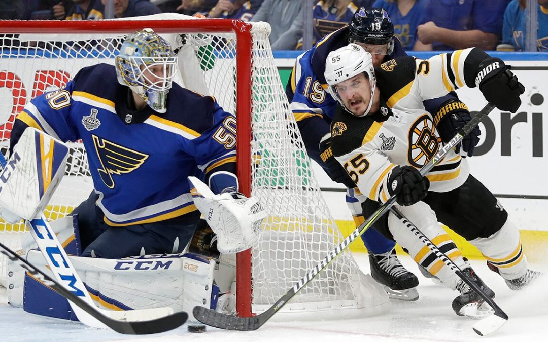 Tensions run high ahead of deciding Stanley Cup Final game between Blues and Bruins