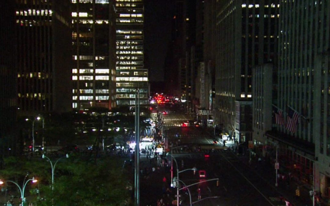 Manhattan transformer fire knocks out power to thousands in Midtown, Upper West Side