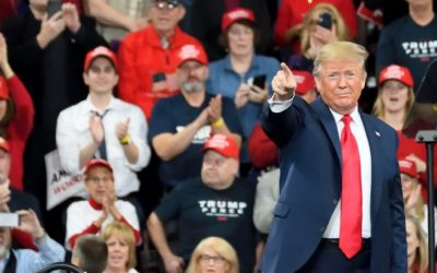 Watch Live: President Trump Holds Campaign Rally in North Carolina – 9/19/20