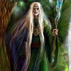 Druide de l'Ile Blanche