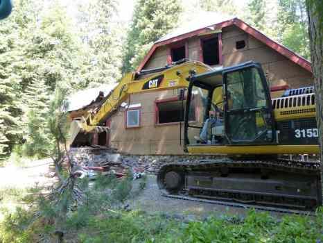 Demolition, July 30th, 2013