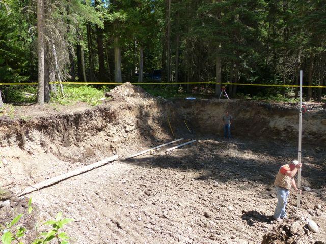 foundation hole