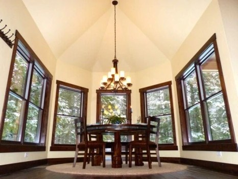 Dining room- WOW!