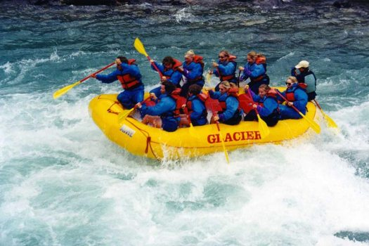 Full Boat Whitewater Rafting