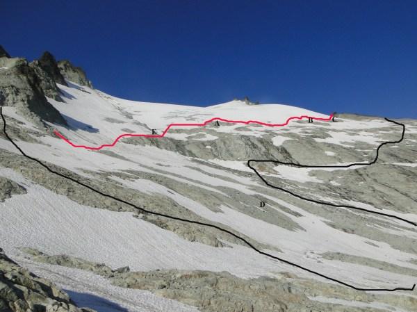 August 2010 Glaciers Perspective