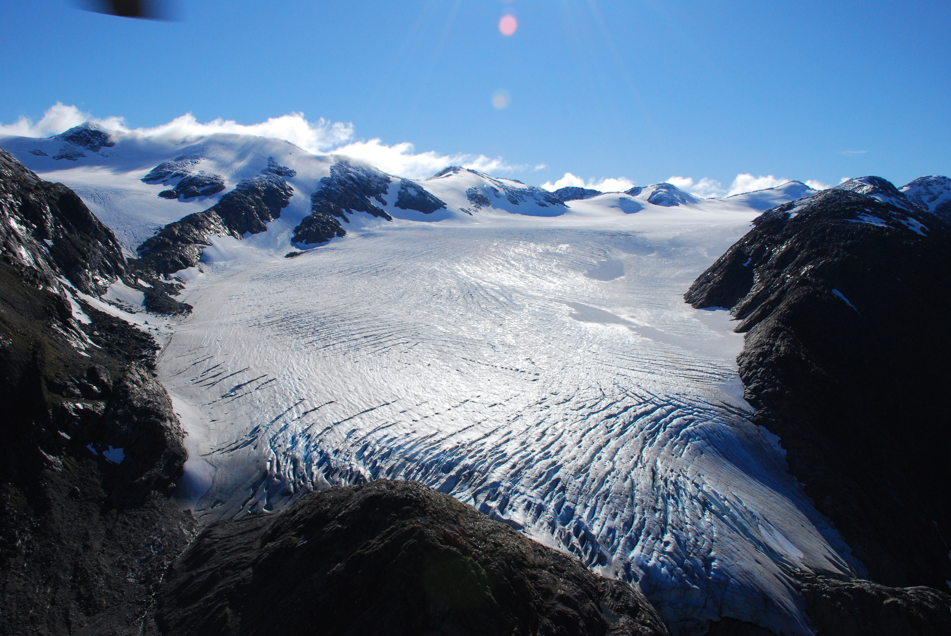 Bams State Of Climate Glacier Chapter