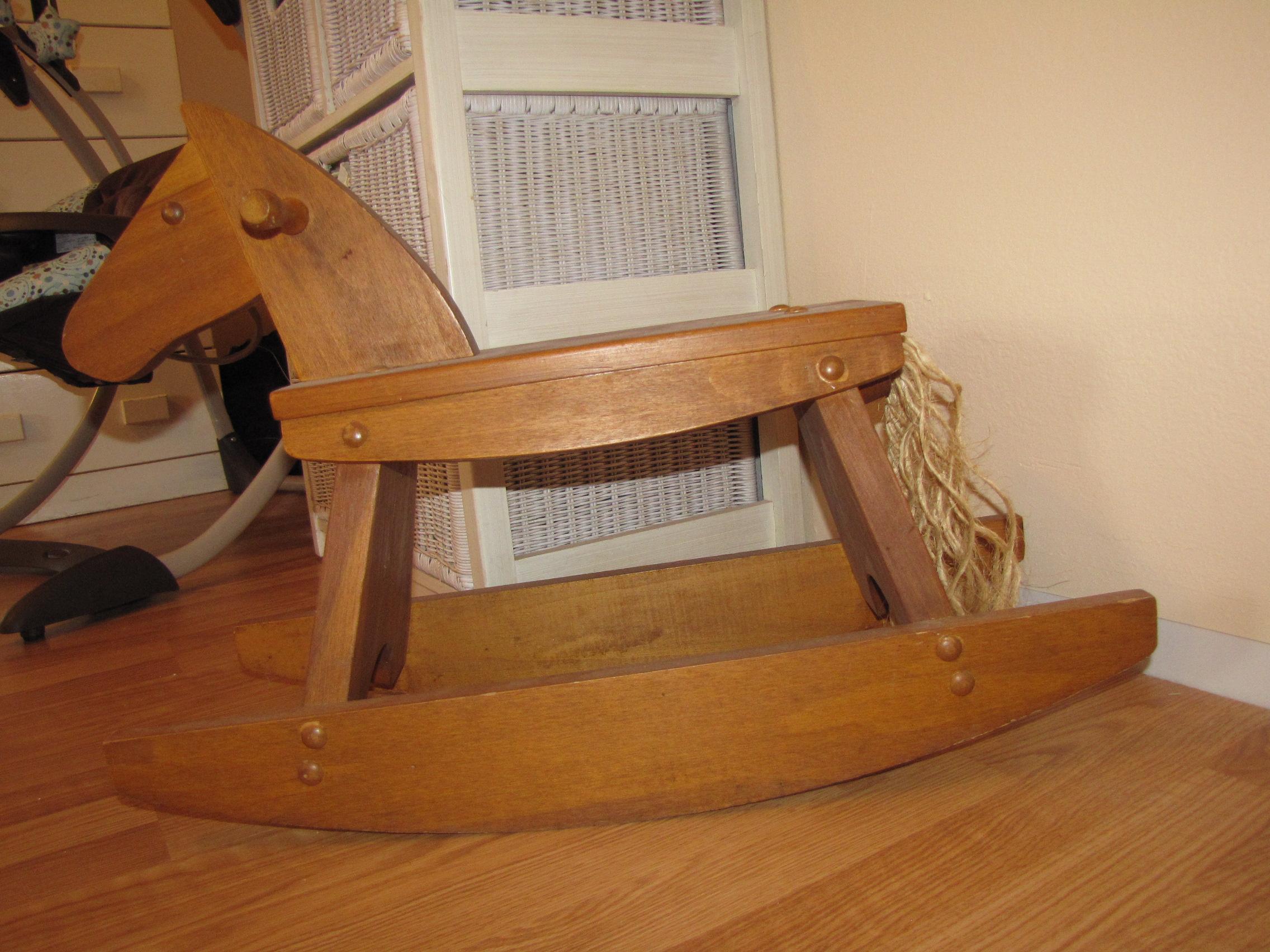 Woodwork High Chair Rocking Horse Plans PDF Plans