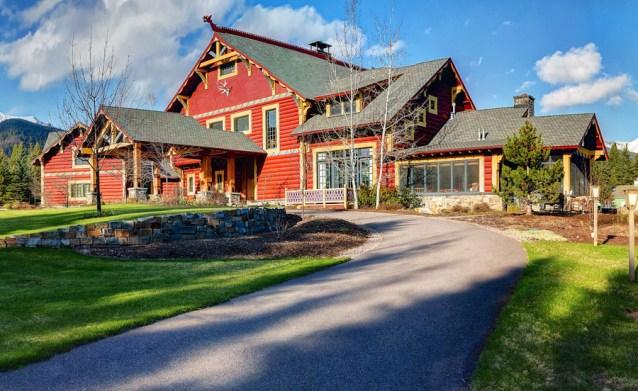 Ranch Main House