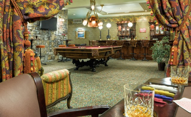 Avalanche Ranch Billiards Room and Bar